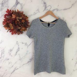 Gap Short Sleeve Sweater.